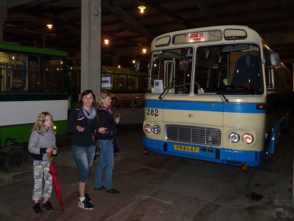 Muzejní noc v Muzeu dopravy. 27.5.2011, Michal Kouba.
